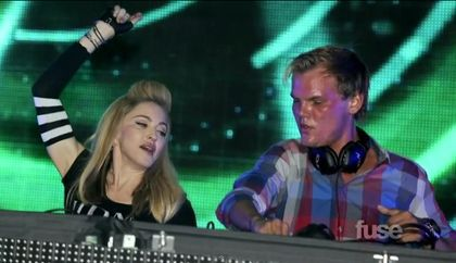Interview: Avicii on performing with Madonna at Ultra Music Festival