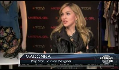 CBS Video: Madonna Dance Audition for ''Material Girl''