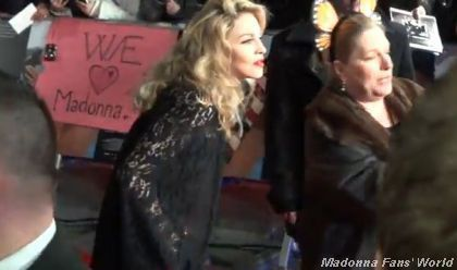 Madonna still shows the way for modern stars to behave