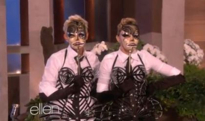 Madonna at 'The Ellen Show' on October 29, 2012: Even More Previews
