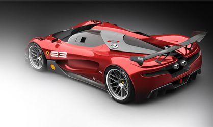 2013 Ferrari Xezri Competizione Concept 3
