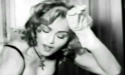 Follow Madonna on her Dolce&Gabbana family date: video