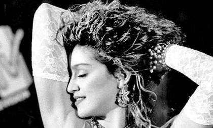 History of Pop Music: Madonna releases Like A Virgin - 1984