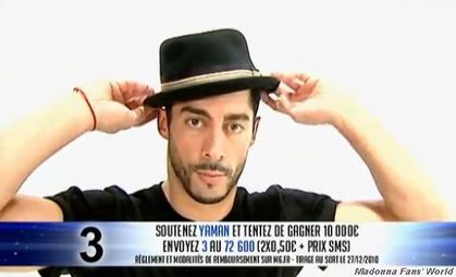 Madonna's French dancer Yaman has an incredible talent!