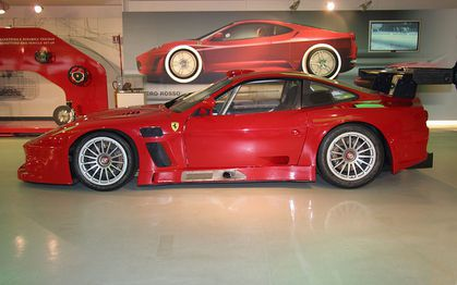 Ferrari 575 GTC22