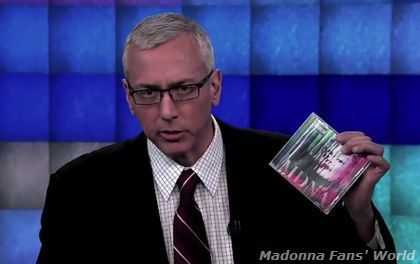 Dr. Drew: Madonna's MDNA, A New Highly Addictive Drug