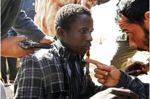 Anti-Qaddafi-forces-threaten-young-Black-African-Libya-0311