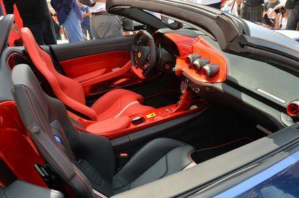 2014 Ferrari F60 America 11