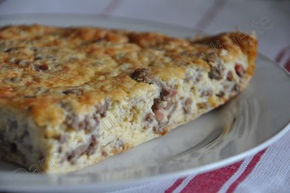 quiche steack