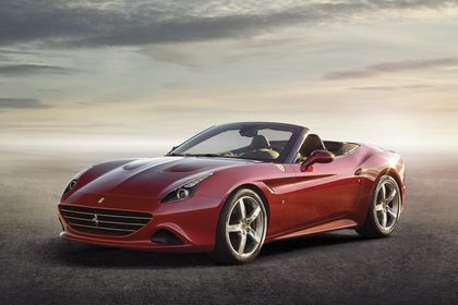 2014 Ferrari California T 0