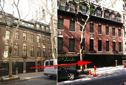 Madonna builds gated community on the Upper East Side