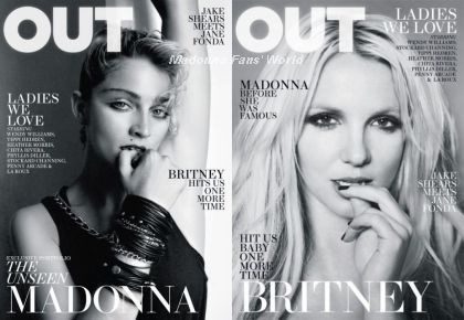 Who covered OUT better: Madonna Or Britney Spears?