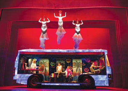 'Priscilla, Queen of the Desert': The must-see musical