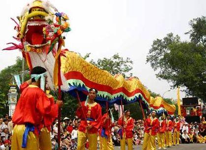 tet dragon fete-tet-vietnam gallery