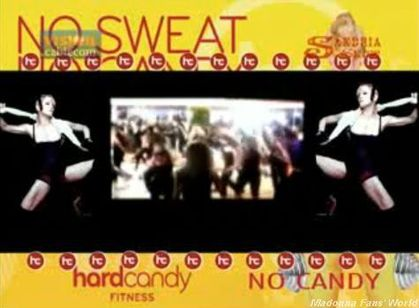 Madonna Hard Candy Fitness Mexico: Watch the Special ''Sandria Show''