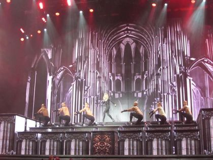 Madonna - MDNA Tour: Fans report from the show in Milan