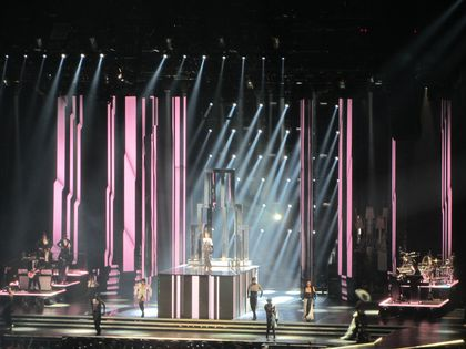 Madonna - MDNA Tour: Visual effects