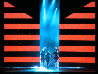 Madonna - MDNA Tour: Full visuals