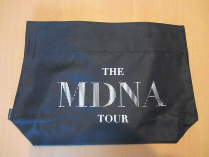 Madonna - MDNA Tour: The MDNA VIP Experience before and after the show