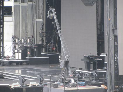 Madonna - MDNA Tour: Pre-show in Paris, France - July 14, 2012