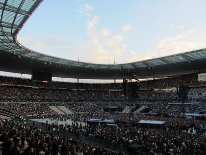Madonna - MDNA Tour: Stade de France was NOT empty!