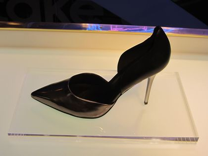 Madonna - MDNA Tour: Madonna's Truth or Dare shoes collection at Selfridges in London