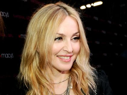 Madonna says she's not scared of alleged stalker