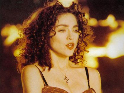Controversial Music Video No. 1: ''Like A Prayer'' by Madonna