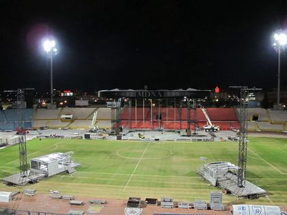 Madonna MDNA Tour: Tel Aviv stage