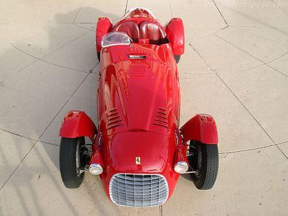 1947-1948 Ferrari 166 Spyder Corsa 1
