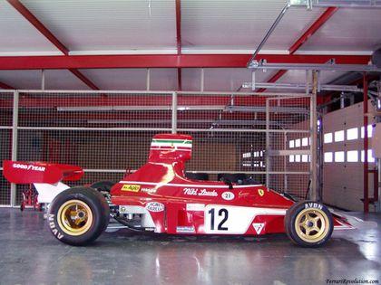 1974 Ferrari 312 B3-74 F1 7