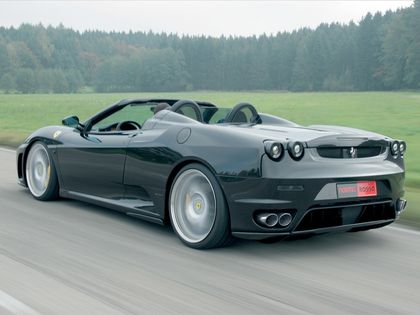 2008 Novitec Rosso Ferrari F430 Spider Supersport 0