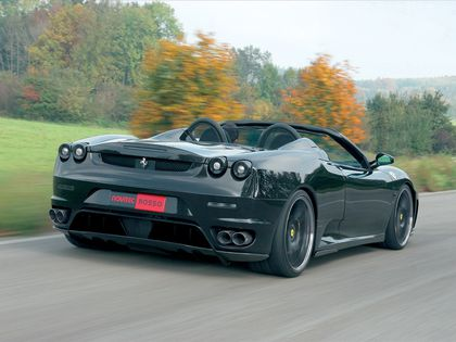 2008 Novitec Rosso Ferrari F430 Spider Supersport 1
