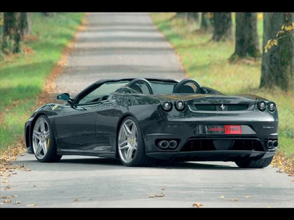2008 Novitec Rosso Ferrari F430 Spider Supersport 2