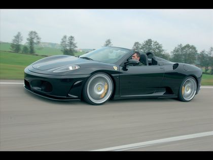 2008 Novitec Rosso Ferrari F430 Spider Supersport 3