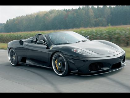 2008 Novitec Rosso Ferrari F430 Spider Supersport 4