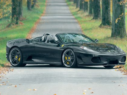 2008 Novitec Rosso Ferrari F430 Spider Supersport 5