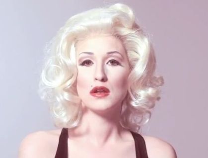 Ingrid Michaelson transforms into Madonna, Lady Gaga, Winehouse, Bowie and more in new video