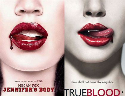 Jennifer's body - True blood
