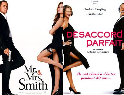 Mr et Mrs Smith - Désaccord Parfait