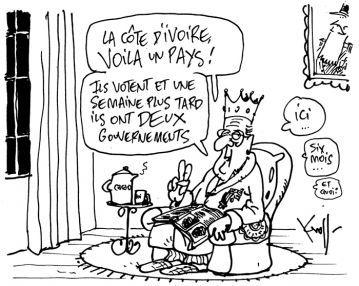 Kroll Côte d'Ivoire Belgique Le Soir www.legrigriinternational.com