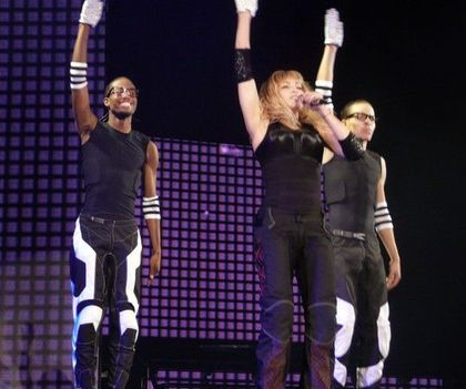 Jaron 'Prince Jron' Boyd on touring with Madonna and passion for dance