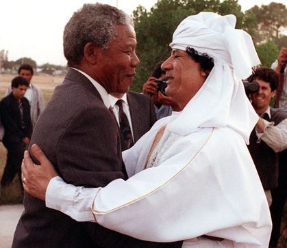 Mandela Kadhafi www.legrigriinternational.com