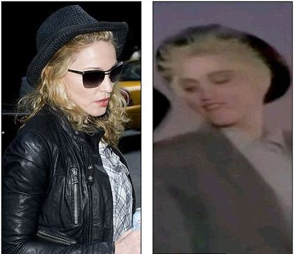 Madonna back to her '80s style from ''Open Your Heart'' video