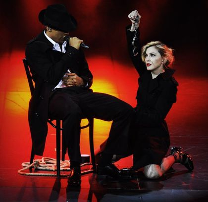 Madonna - MDNA Tour: Setlist + Press pictures from L'Olympia, Paris - July 26, 2012
