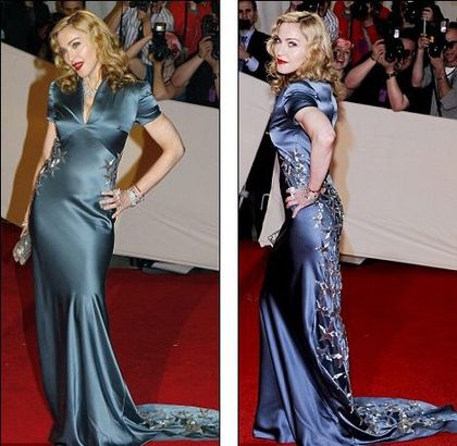 Met Gala 2011: Madonna shocked guests when she confessed she felt fat