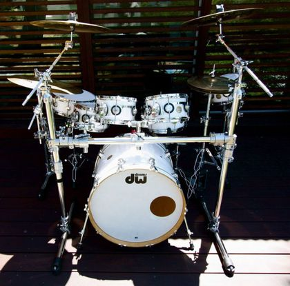 Auction: Madonna's Confessions Tour Drum Set