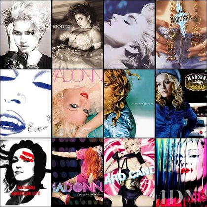 In Pictures: ''30 Years of Madonna'' by JakobMariaMadge