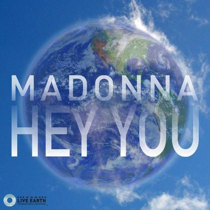 Madonna's ''Hey You'' in Cord's Top Twenty Environment Songs