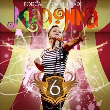 Brazilian Podcast Madonna 2011